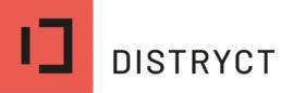 distryct logo copertina case history
